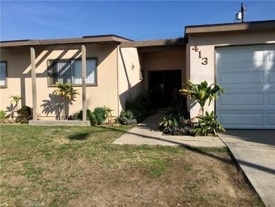 413 S Clara Street, Santa Ana, CA 92703 - MLS#: SB18039317