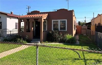 1024 Maple Street, Inglewood, CA 90301 - MLS#: SB18041394