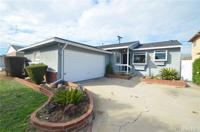 1611 W 184th Street, Gardena, CA 90248 - MLS#: SB18041511