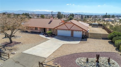 18645 Siskiyou Road, Apple Valley, CA 92307 - MLS#: SB18051992