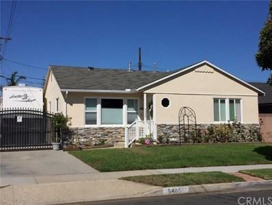 5405 Carmelynn Street, Torrance, CA 90503 - MLS#: SB18054532