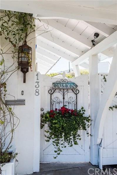 138 Paseo De Gracia, Redondo Beach, CA 90277 - MLS#: SB18059118
