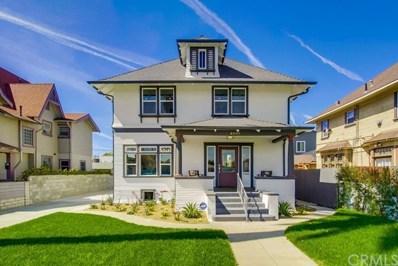 2907 Halldale Avenue, Los Angeles, CA 90018 - MLS#: SB18059291