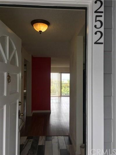 1424 Brett Place UNIT 252, San Pedro, CA 90732 - MLS#: SB18059726