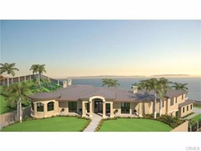 32031 Isthmus View Drive, Rancho Palos Verdes, CA 90275 - MLS#: SB18063153