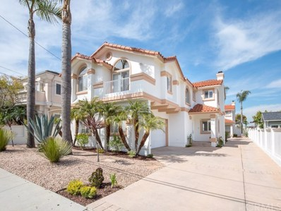 1719 Clark Lane UNIT A, Redondo Beach, CA 90278 - MLS#: SB18063897