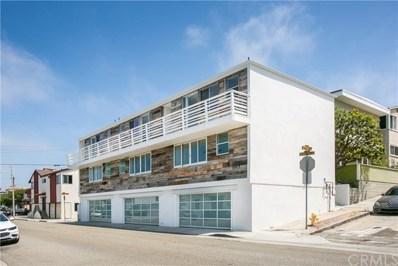 3302 Manhattan Avenue UNIT 6, Hermosa Beach, CA 90254 - MLS#: SB18064050