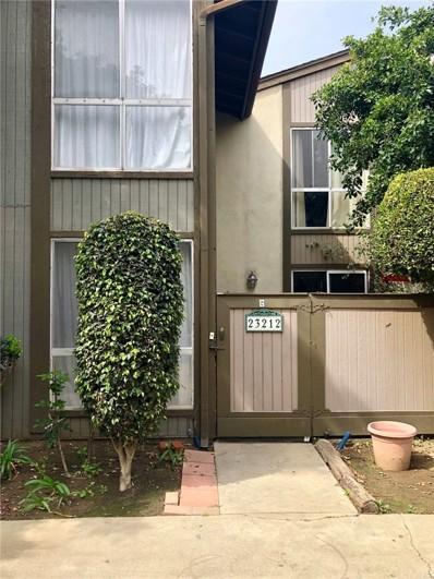 23212 Sesame Street UNIT G, Torrance, CA 90502 - MLS#: SB18064966