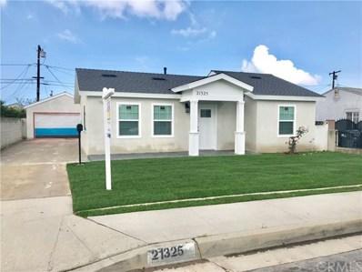 21325 Moneta Avenue, Carson, CA 90745 - MLS#: SB18070987