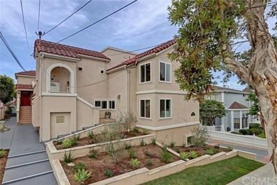 125 S Juanita Avenue UNIT A, Redondo Beach, CA 90277 - MLS#: SB18077060