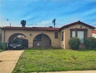 9817 S Hobart Boulevard, Los Angeles, CA 90047 - MLS#: SB18079156