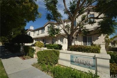 634 Meyer Lane UNIT B, Redondo Beach, CA 90278 - MLS#: SB18081801
