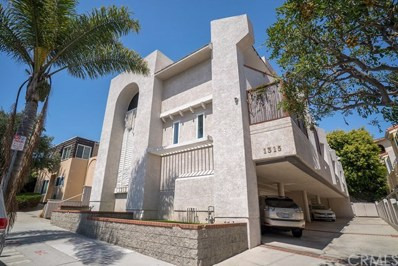 1315 Manhattan Beach Boulevard UNIT D, Manhattan Beach, CA 90266 - MLS#: SB18082751