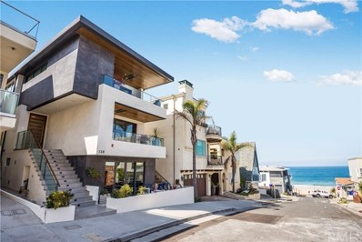 128 21st Street, Manhattan Beach, CA 90266 - MLS#: SB18083118