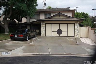 20320 Roslin Avenue, Torrance, CA 90503 - MLS#: SB18083382