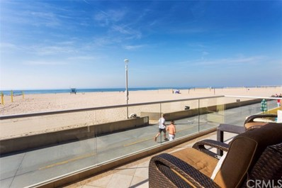 22 The Strand, Hermosa Beach, CA 90254 - MLS#: SB18085291