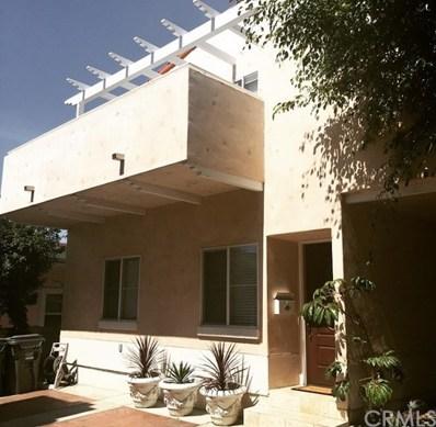 618 N Guadalupe Avenue UNIT B, Redondo Beach, CA 90277 - MLS#: SB18086134