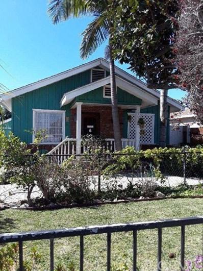 1636 W 253rd Street, Harbor City, CA 90710 - MLS#: SB18088119