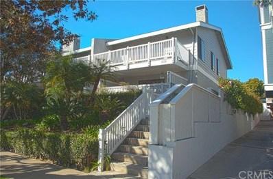 606 N Guadalupe Avenue UNIT C, Redondo Beach, CA 90277 - MLS#: SB18088971