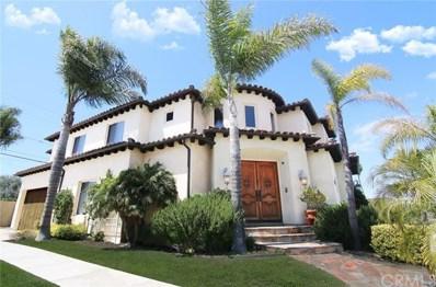 1701 N Meadows Avenue, Manhattan Beach, CA 90266 - MLS#: SB18088977