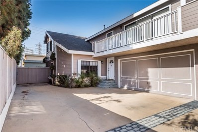 2507 Huntington Lane Lane UNIT B, Redondo Beach, CA 90278 - MLS#: SB18089282