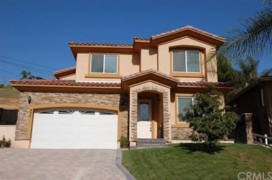 496 Camino De Teodoro, Walnut, CA 91789 - MLS#: SB18091535
