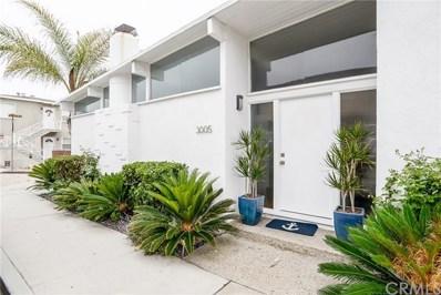 3005 Manhattan Avenue, Hermosa Beach, CA 90254 - MLS#: SB18091717
