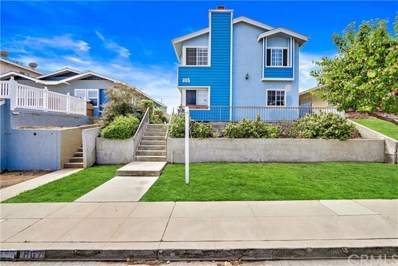 865 W 23rd Street UNIT 2, San Pedro, CA 90731 - MLS#: SB18094689