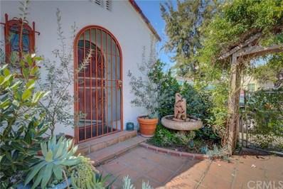 922 N Serrano Avenue, Hollywood, CA 90029 - MLS#: SB18094911