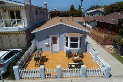 505 Hollowell Avenue, Hermosa Beach, CA 90254 - MLS#: SB18095079