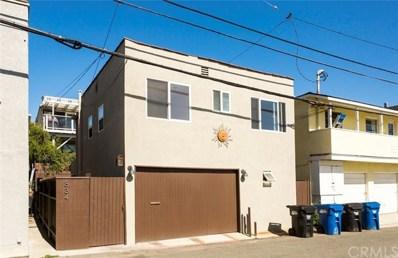 834 Palm Drive, Hermosa Beach, CA 90254 - MLS#: SB18095492