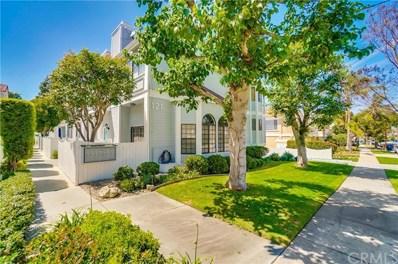 121 S Juanita Avenue UNIT 2, Redondo Beach, CA 90277 - MLS#: SB18096487