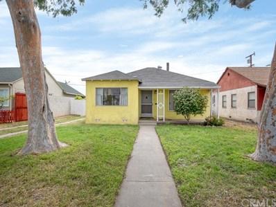 15218 Ardath Avenue, Gardena, CA 90249 - MLS#: SB18098180