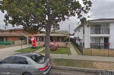 125 S 4th Street, Montebello, CA 90640 - MLS#: SB18100323