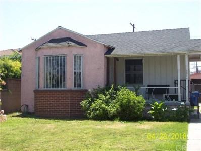 5514 Blackwelder Street, Los Angeles, CA 90016 - MLS#: SB18100750