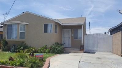 1729 Lakme Avenue, Wilmington, CA 90744 - MLS#: SB18101601