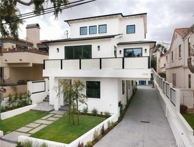 1108 Vincent Street UNIT A, Redondo Beach, CA 90277 - MLS#: SB18102479