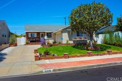 5215 Ruby Street, Torrance, CA 90503 - MLS#: SB18103001