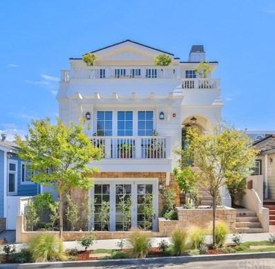 424 2nd Street, Manhattan Beach, CA 90266 - MLS#: SB18105289