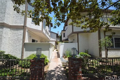 1702 Elm Avenue UNIT 24, Torrance, CA 90503 - MLS#: SB18106089