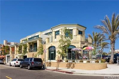 205 Pier Avenue UNIT 201, Hermosa Beach, CA 90254 - MLS#: SB18106596