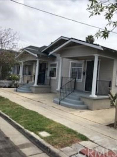 1318 S Centre Street, San Pedro, CA 90731 - MLS#: SB18107005