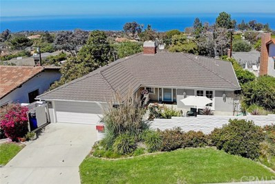 1629 Via Zurita, Palos Verdes Estates, CA 90274 - MLS#: SB18107259