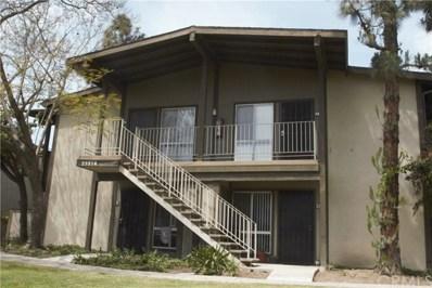 23314 Sesame Street UNIT N, Torrance, CA 90502 - MLS#: SB18107835