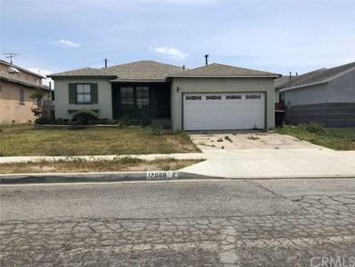 17008 Ermanita Avenue, Torrance, CA 90504 - MLS#: SB18107951
