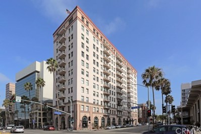 455 E Ocean Boulevard UNIT 1010, Long Beach, CA 90802 - MLS#: SB18108316