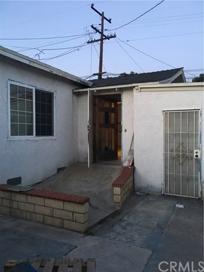 622 S Sadler Avenue, Los Angeles, CA 90022 - MLS#: SB18109049