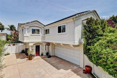 2305 Pullman Lane UNIT B, Redondo Beach, CA 90278 - MLS#: SB18109646