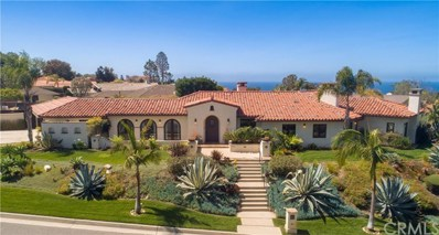2901 Via Anacapa, Palos Verdes Estates, CA 90274 - MLS#: SB18109839