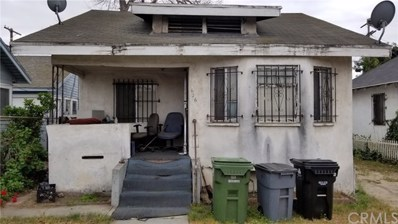 626 E 35th Street, Los Angeles, CA 90011 - MLS#: SB18111674